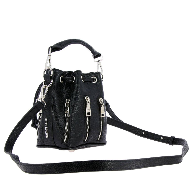 Mini bag women Steve Madden black 2
