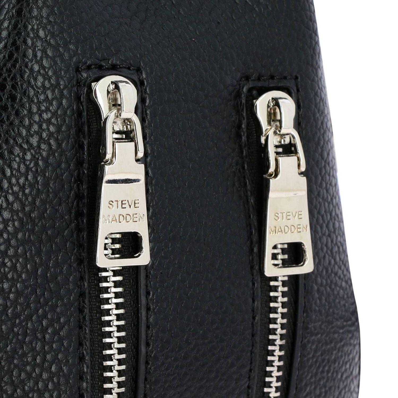 Mini bag women Steve Madden black 3