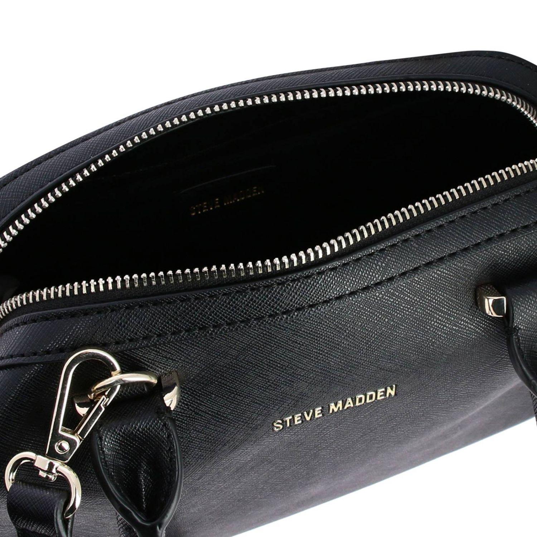Handbag women Steve Madden black 4