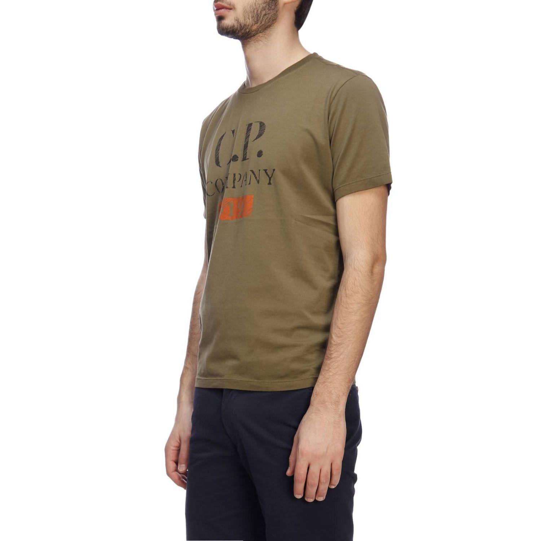 T-shirt C.p. Company: T-shirt men C.p. Company military 2