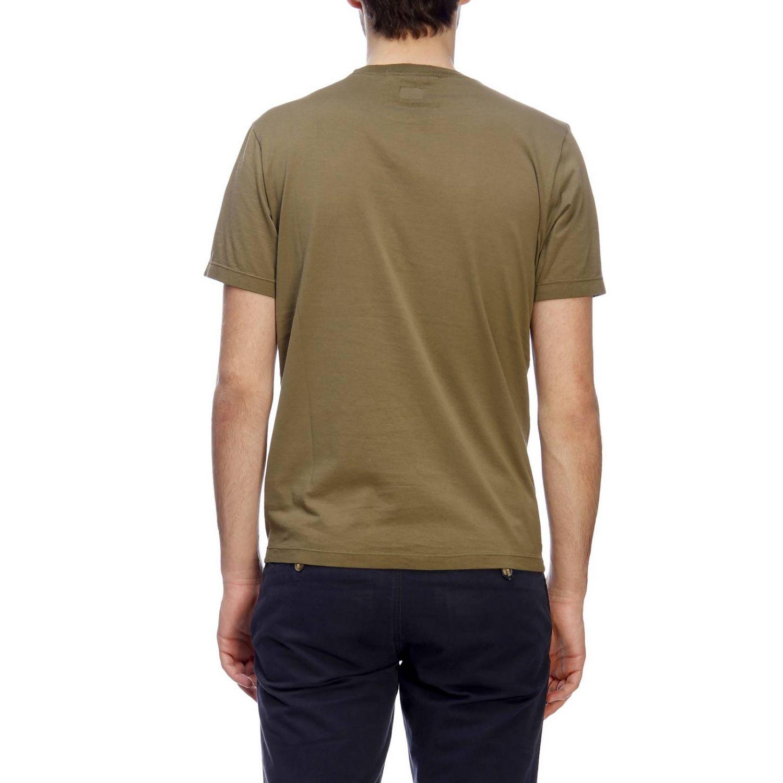 T-shirt C.p. Company: T-shirt men C.p. Company military 3