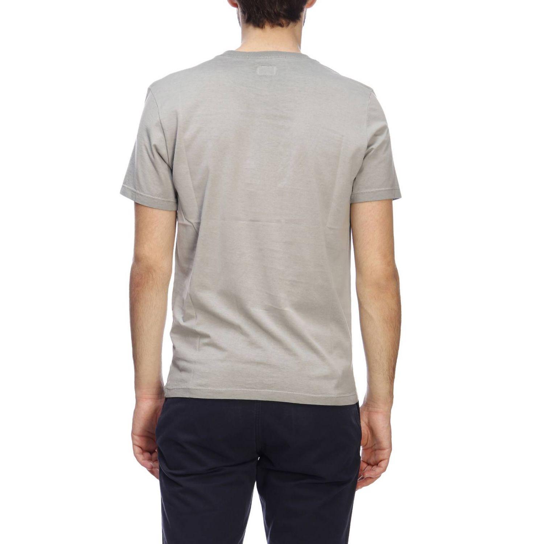 T-shirt C.p. Company: T-shirt men C.p. Company grey 3