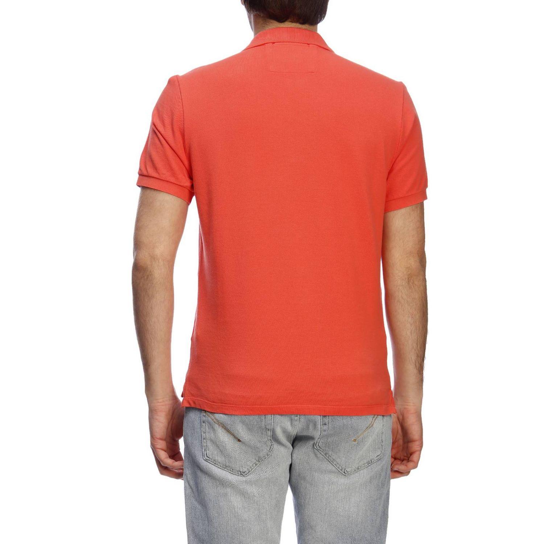 T恤 男士 C.p. Company 珊瑚色 3