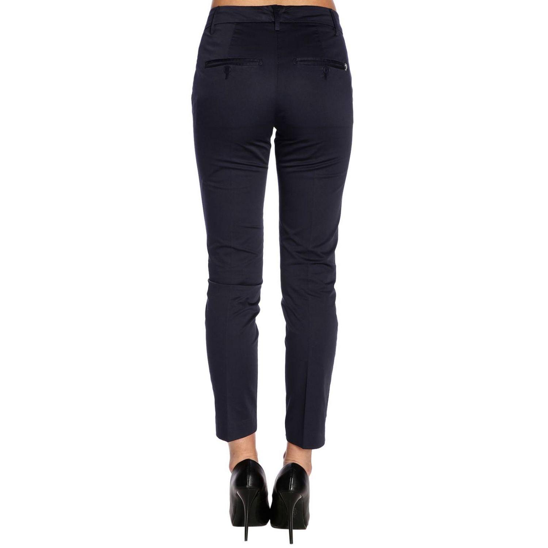 Pantalone Dondup classic in gabardine
