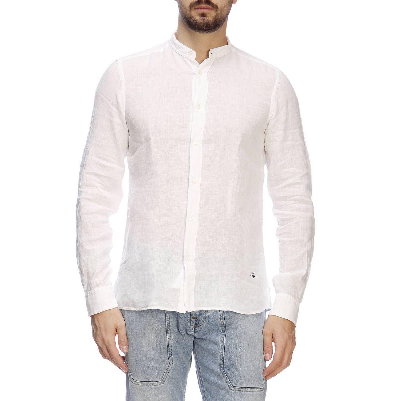 Shirt men Fay white 1