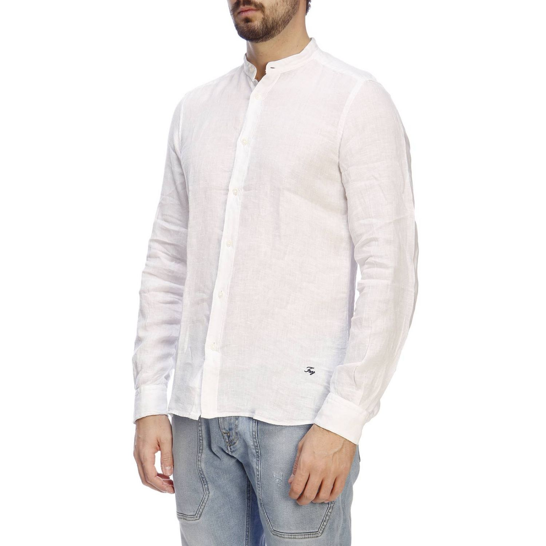 Shirt men Fay white 2