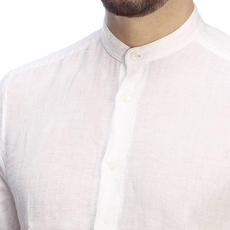Shirt men Fay white 4