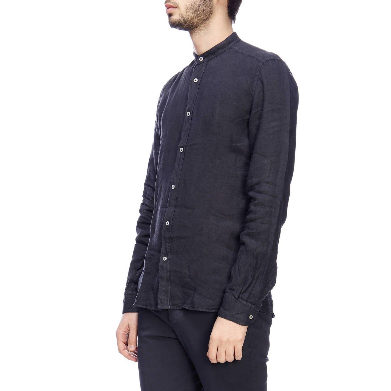 Рубашка Мужское Fay темно-синий 2