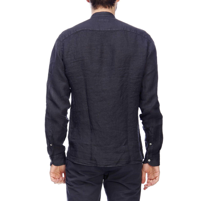 Рубашка Мужское Fay темно-синий 3