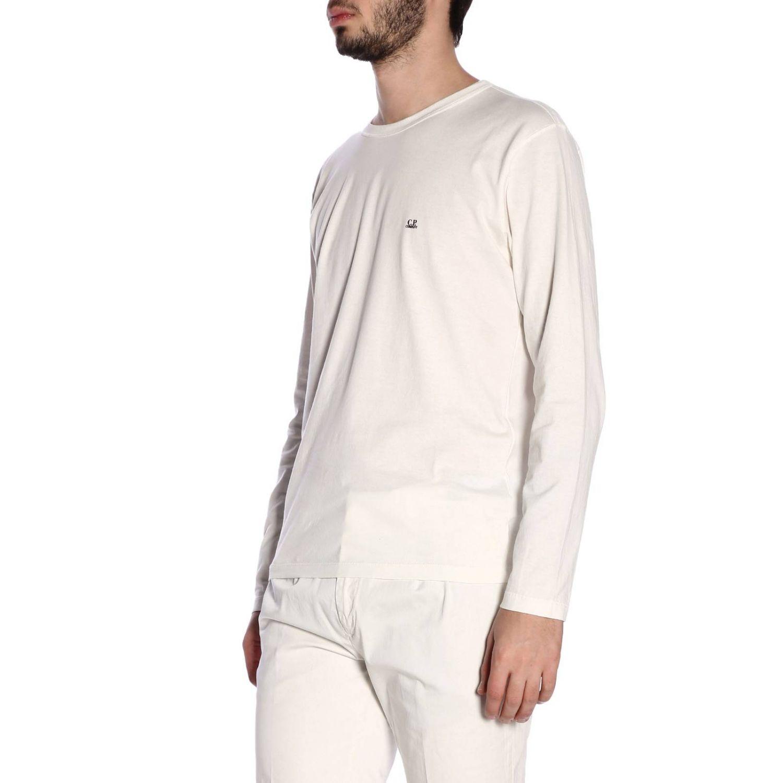 T恤 男士 C.p. Company 白色 2