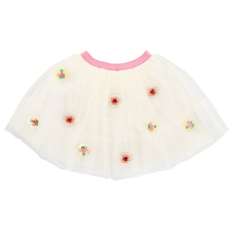 半身裙 Billieblush: 半身裙 儿童 Billieblush 象牙色 1