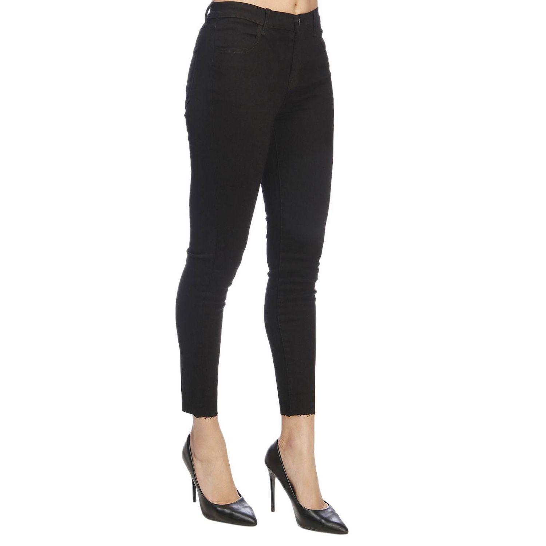 牛仔裤 女士 J Brand 黑色 2