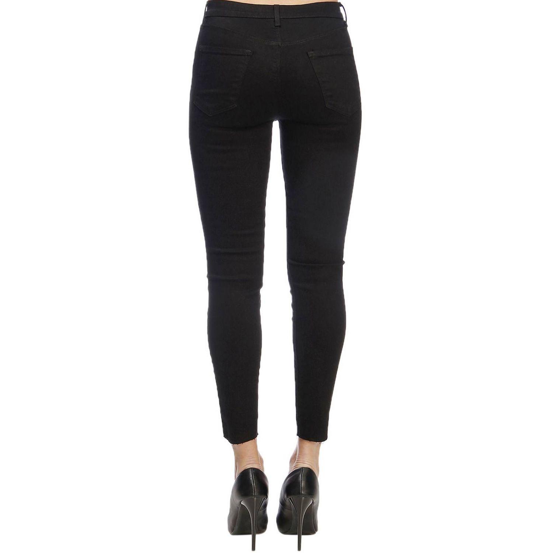 牛仔裤 女士 J Brand 黑色 3