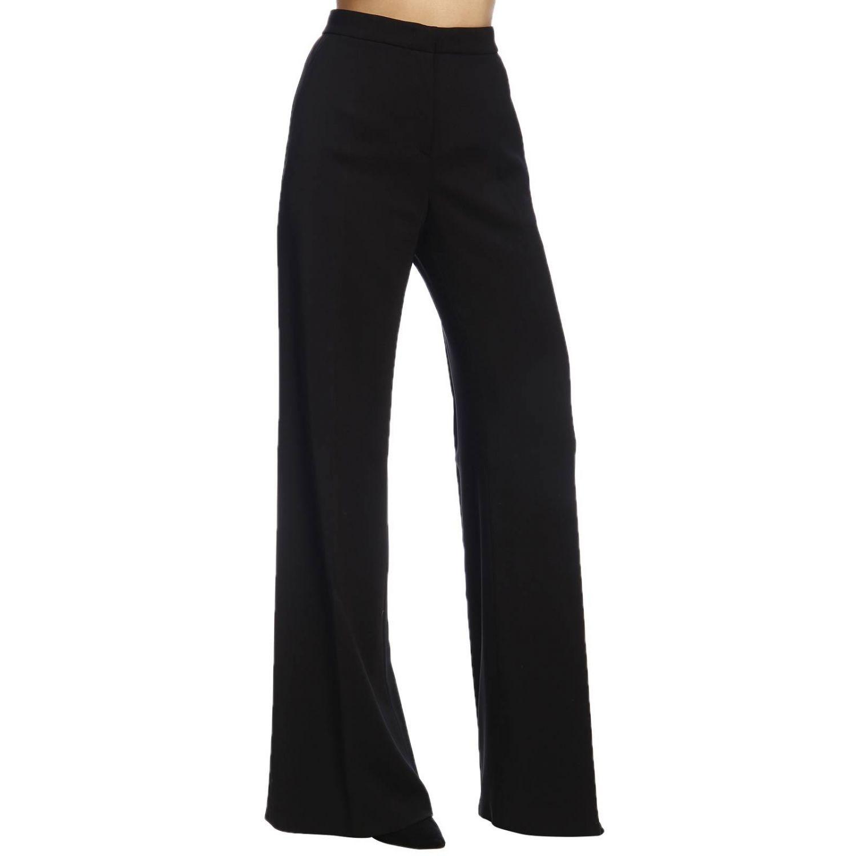 Pantalone Alberta Ferretti: Pantalone Classic ampio Alberta Ferretti nero 2