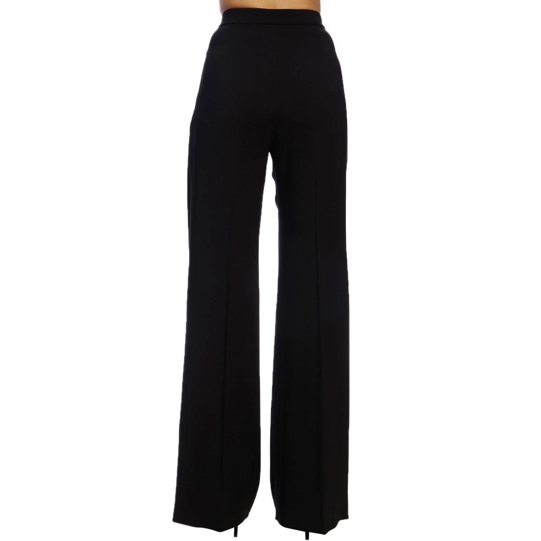Pantalone Alberta Ferretti: Pantalone Classic ampio Alberta Ferretti nero 3