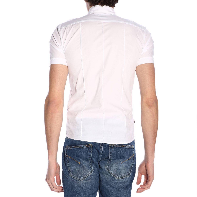 Shirt men Blauer white 3