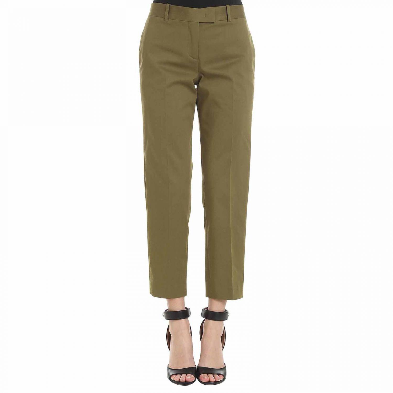 Pants women Ermanno Scervino kaki 1