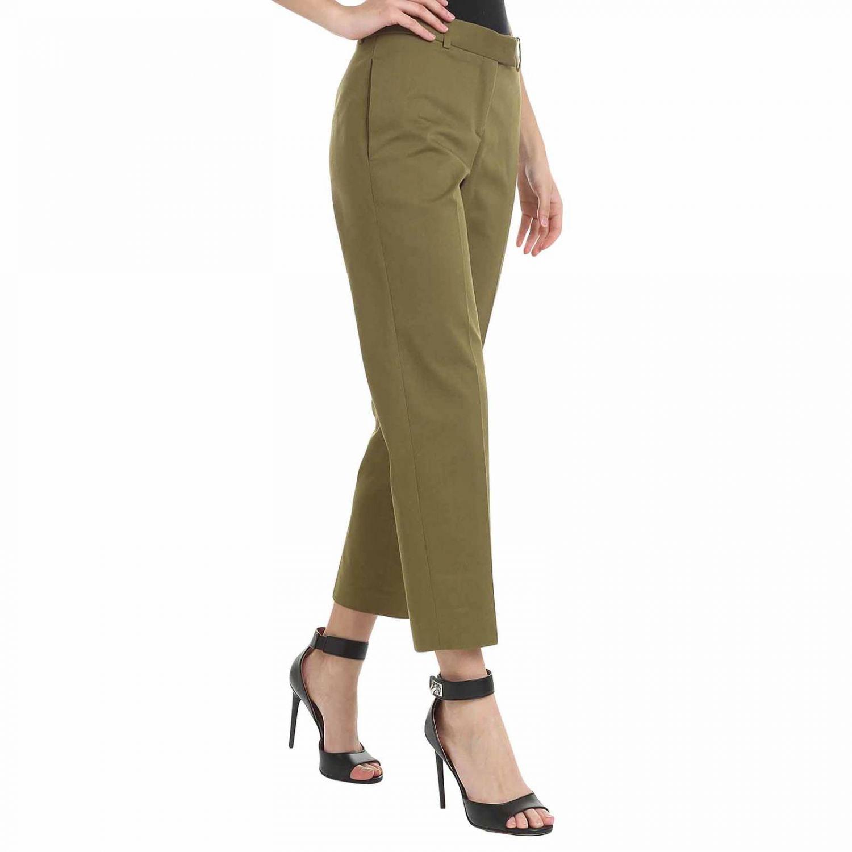 Pants women Ermanno Scervino kaki 2