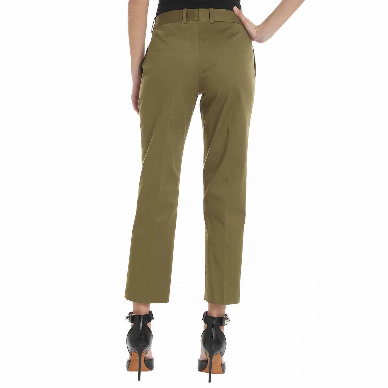 Pants women Ermanno Scervino kaki 3