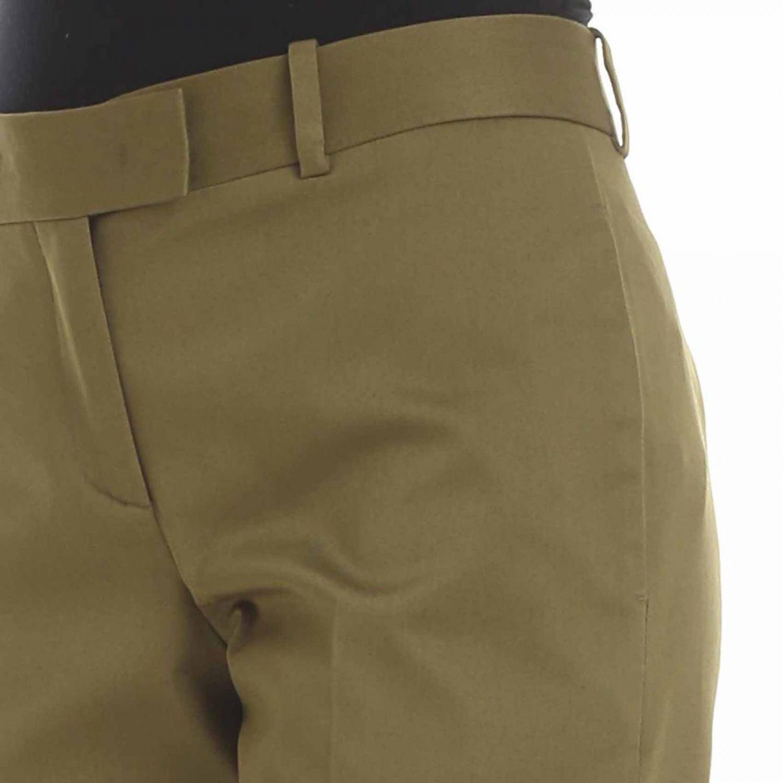 Pants women Ermanno Scervino kaki 4