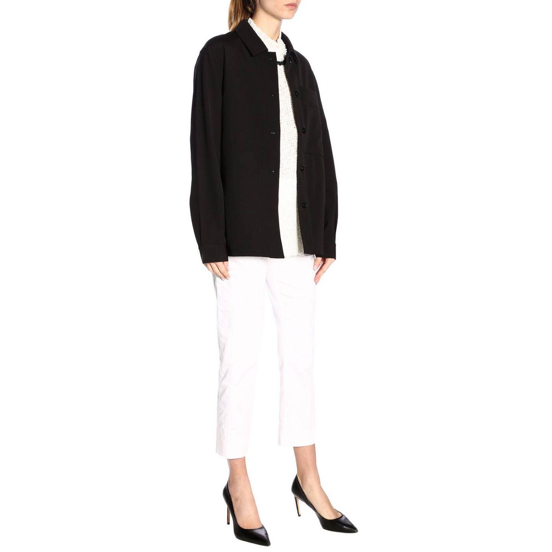 Куртка Женское Jil Sander черный 4