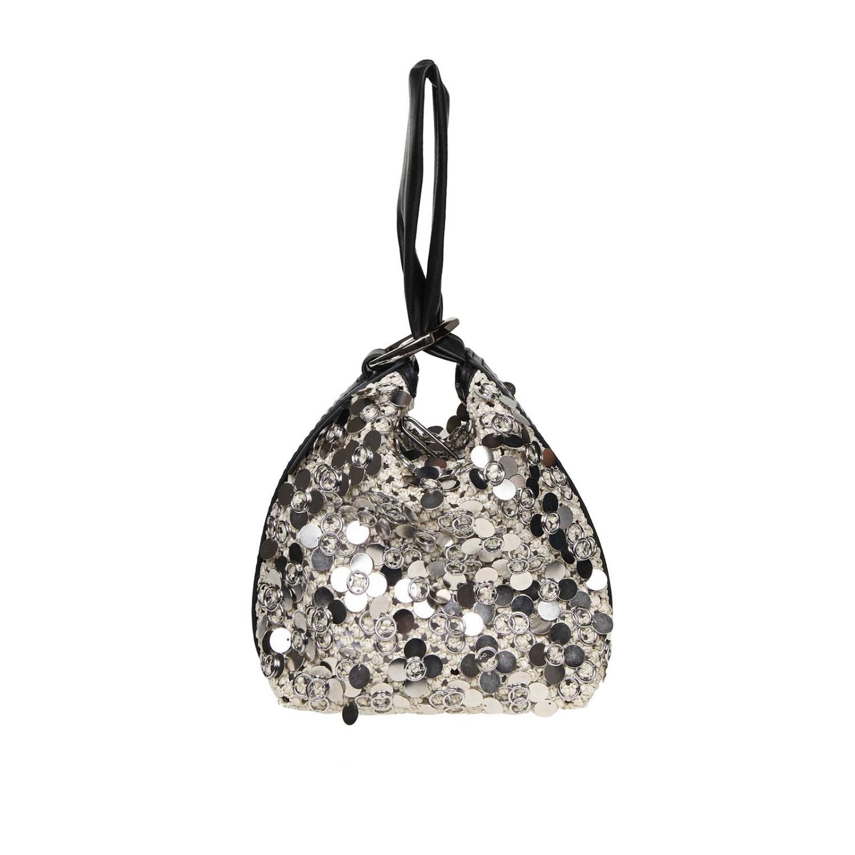 Tote bags women 3.1 Phillip Lim silver 1