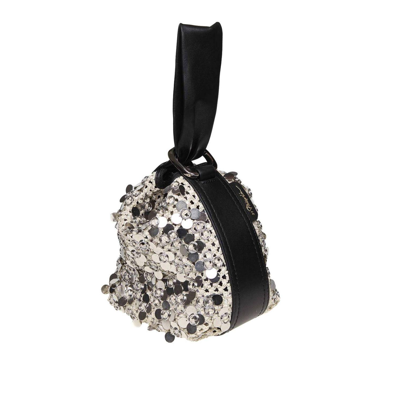 Tote bags women 3.1 Phillip Lim silver 2