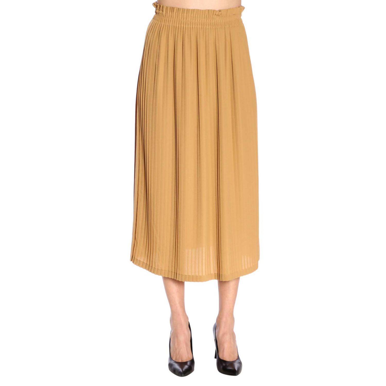 半身裙 女士 Alysi 蜜色 1