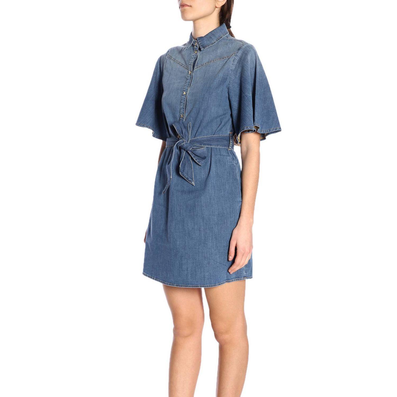 Robes femme Kaos denim 2