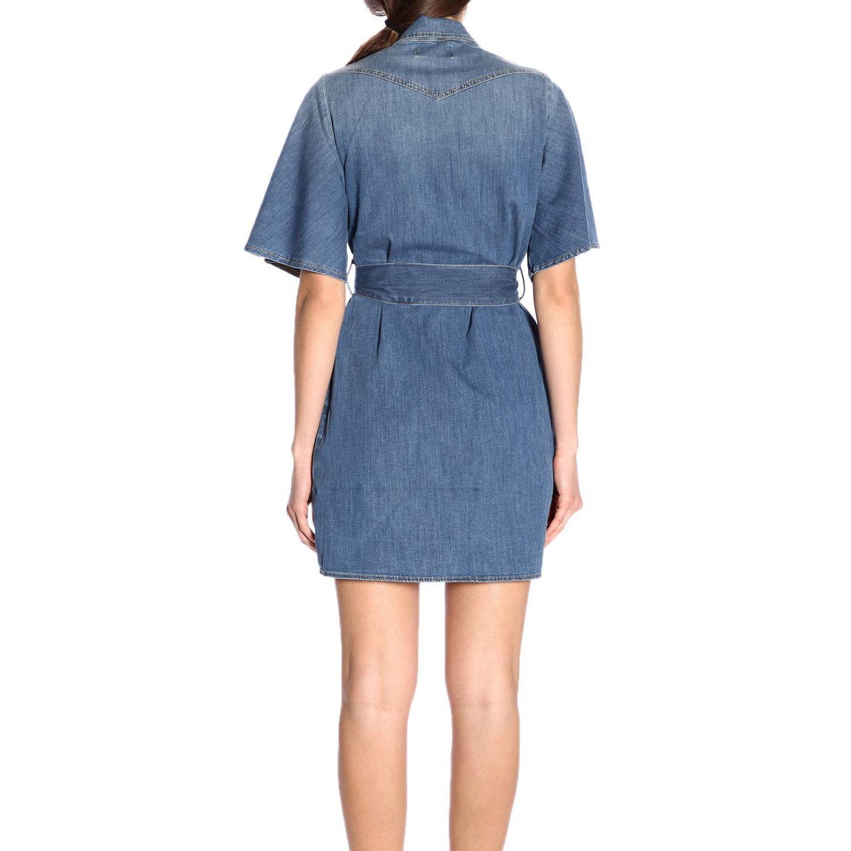 Robes femme Kaos denim 3
