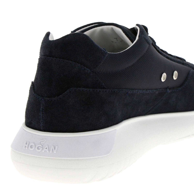 Shoes men Hogan blue 4