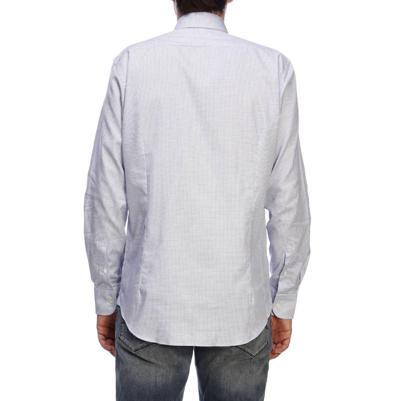 Shirt men Etro gnawed blue 3