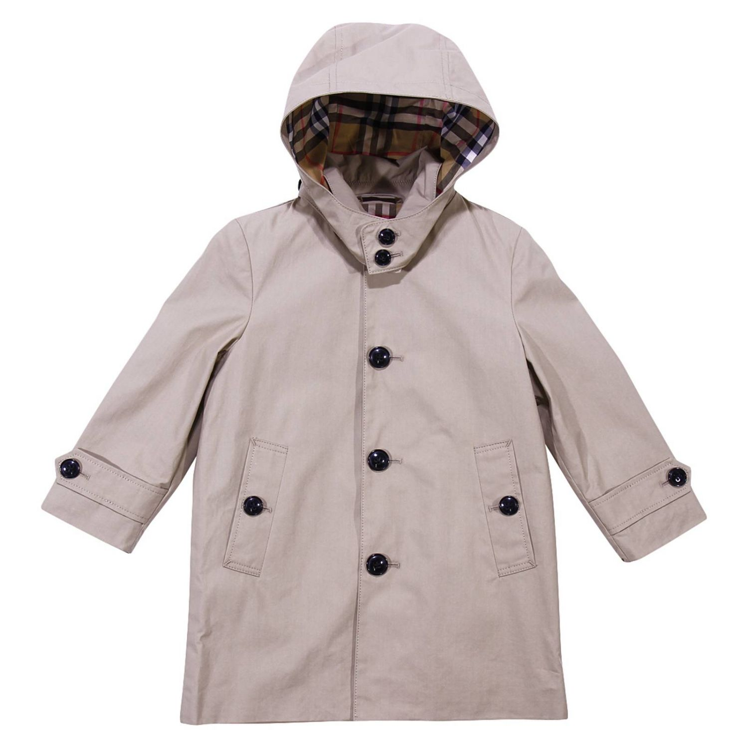 Coat kids Burberry Infant beige 1