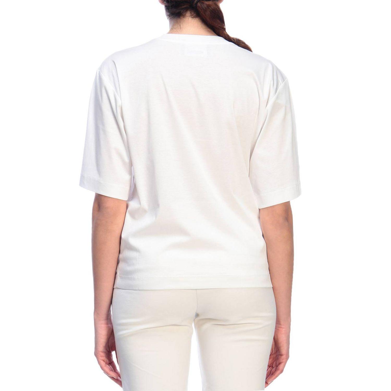 T-Shirt Boutique Moschino: T-shirt women Boutique Moschino white 3