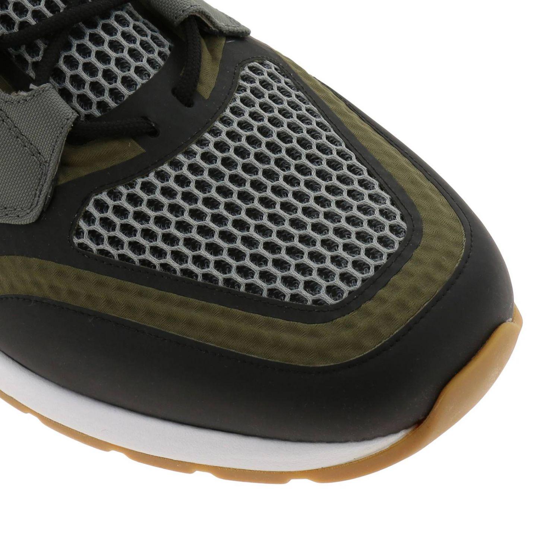 Brogue shoes men Tod's blue 3