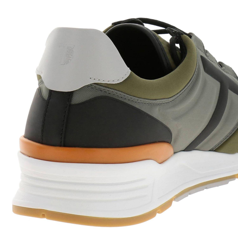Brogue shoes men Tod's blue 4