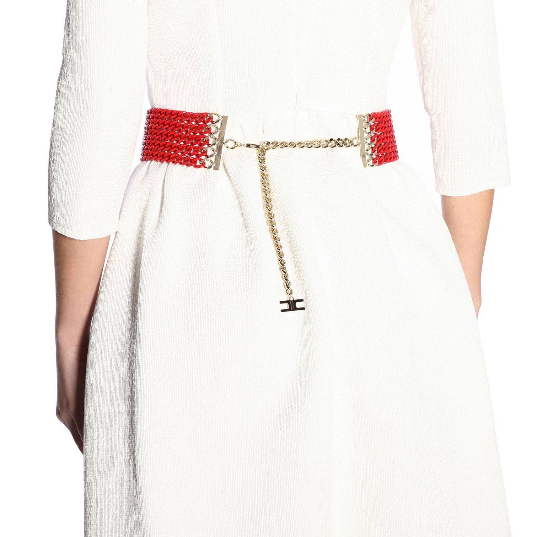 皮带 女士 Elisabetta Franchi 红色 2