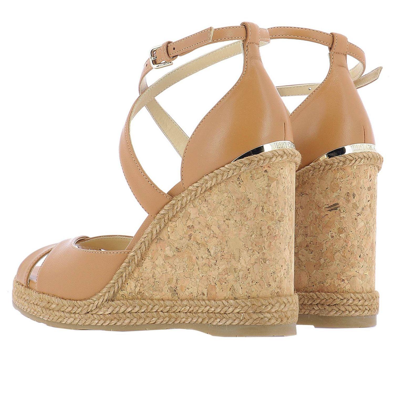 Обувь Женское Jimmy Choo медовый 3