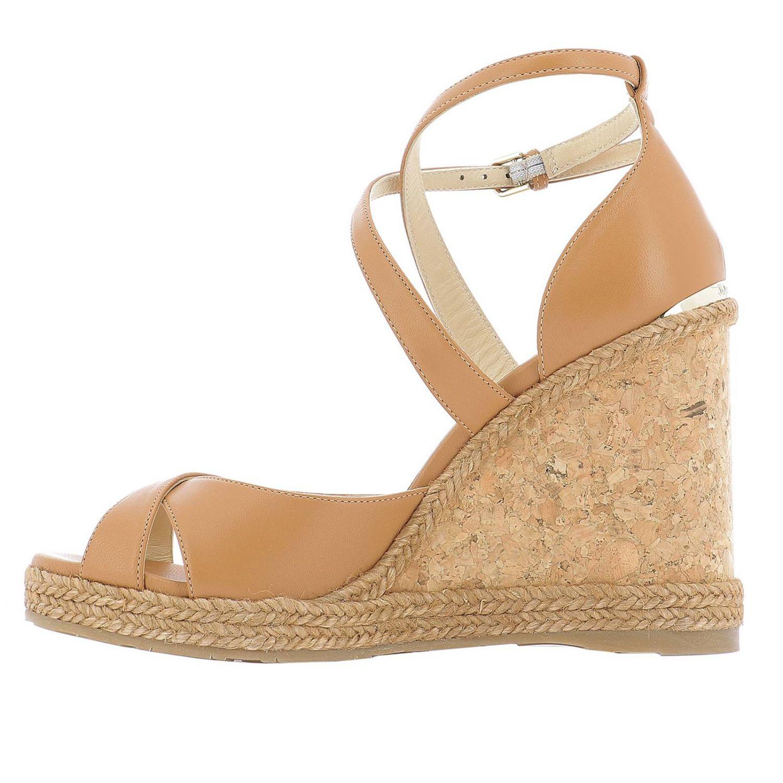 Обувь Женское Jimmy Choo медовый 4
