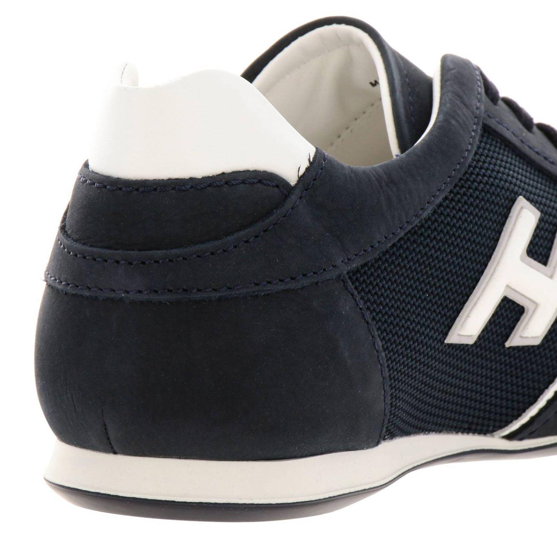 Trainers men Hogan blue 4