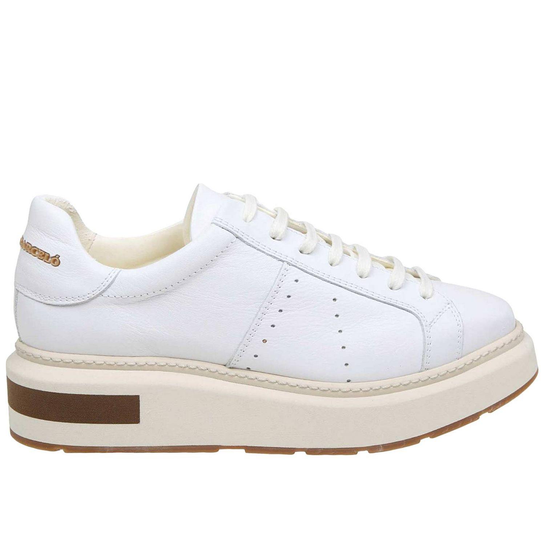 Sneakers donna Manuel BarcelÒ bianco 1