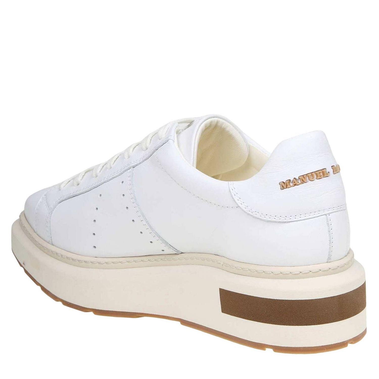 Sneakers donna Manuel BarcelÒ bianco 4