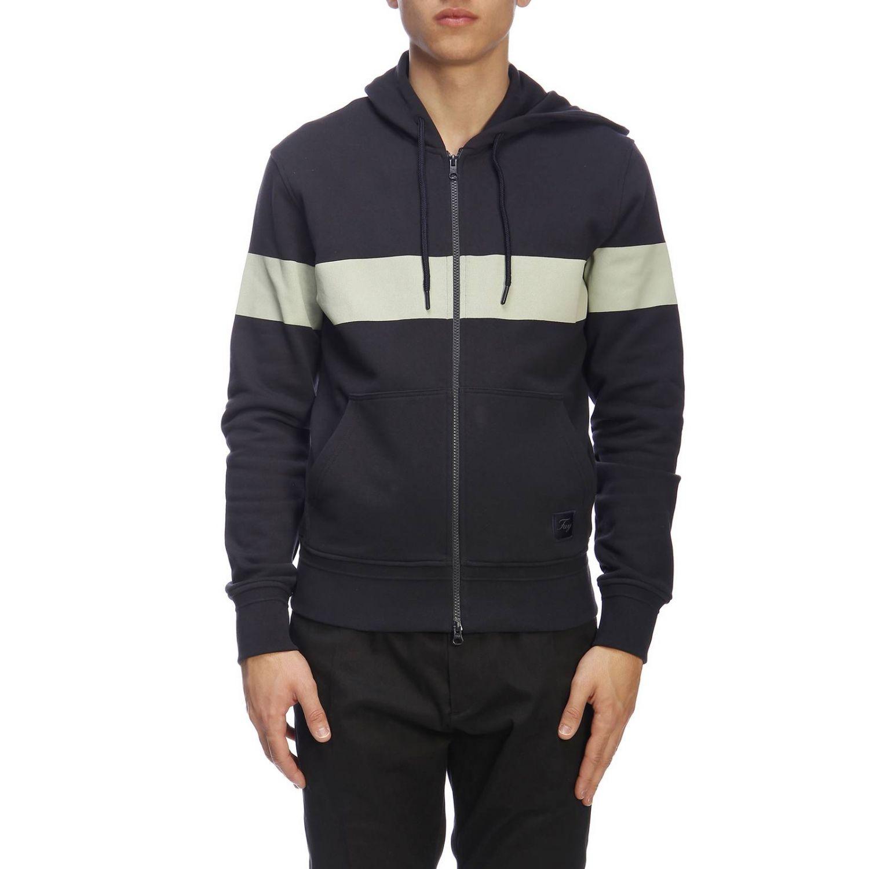 Sweater men Fay navy 1