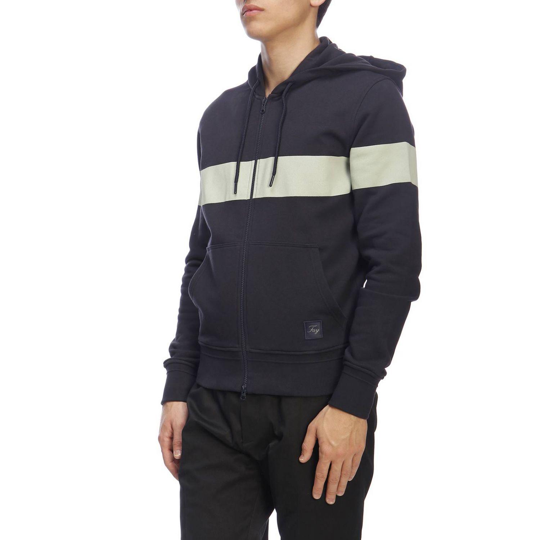 Sweater men Fay navy 2