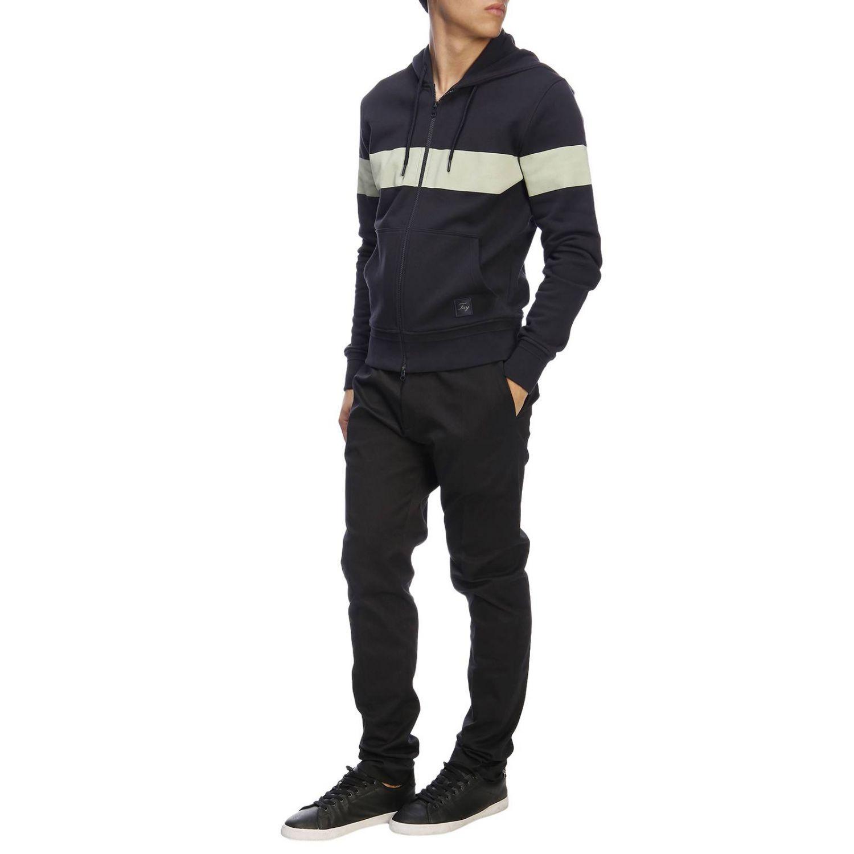 Sweater men Fay navy 5
