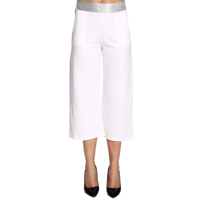 裤子 女士 Gran Sasso 白色 1