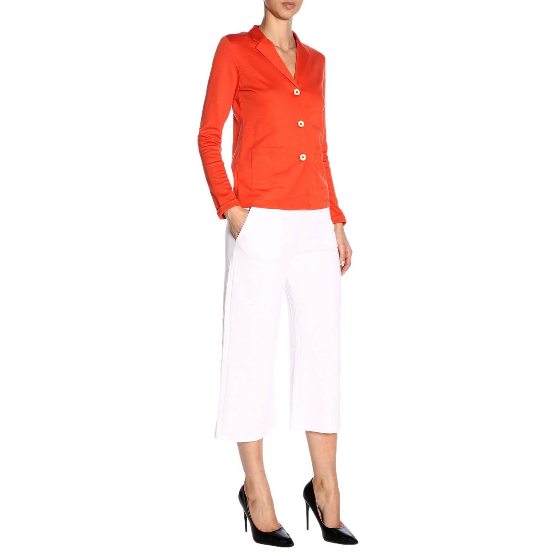 裤子 女士 Gran Sasso 白色 4