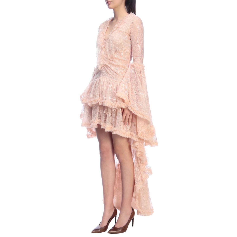 Kleid damen Amen pink 2