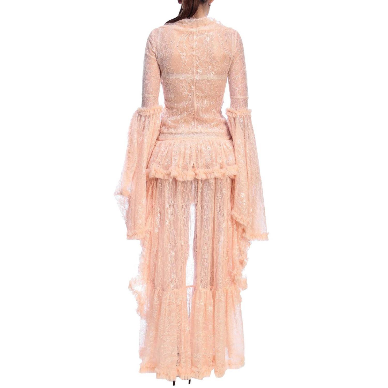 Kleid damen Amen pink 3