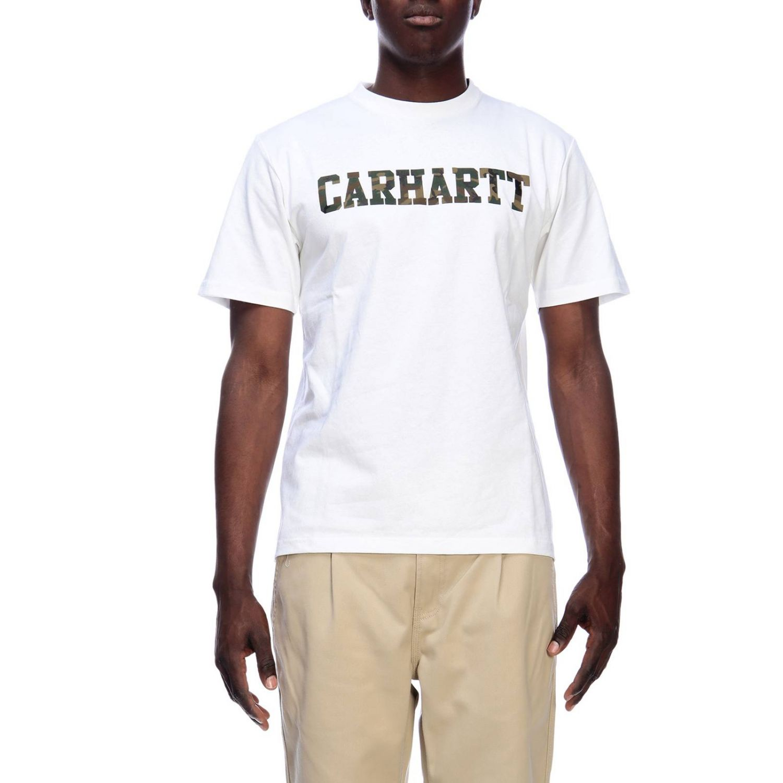 T恤 男士 Carhartt 白色 1
